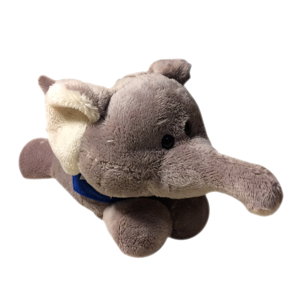Elephant Short Stack Plush