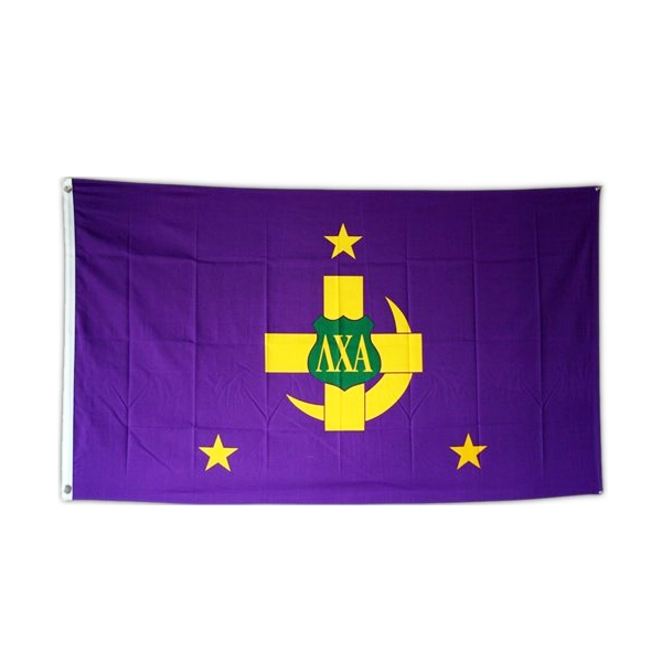 Lambda Chi Alpha Chapter Flag
