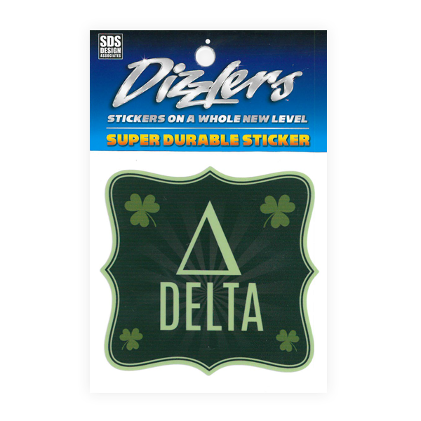 Dizzler Delta Scalloped