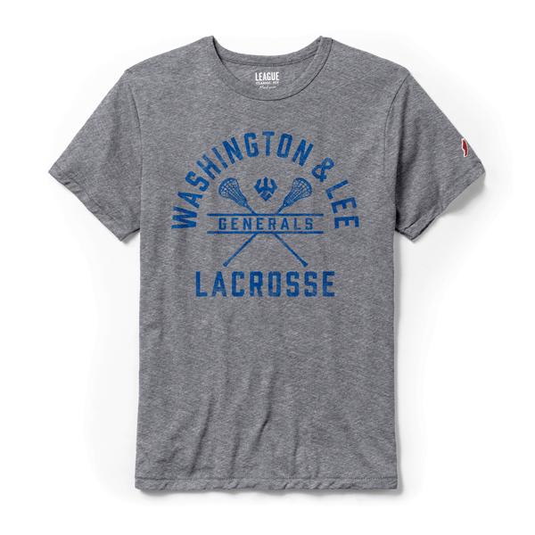 League Victory Falls Lacrosse Tee