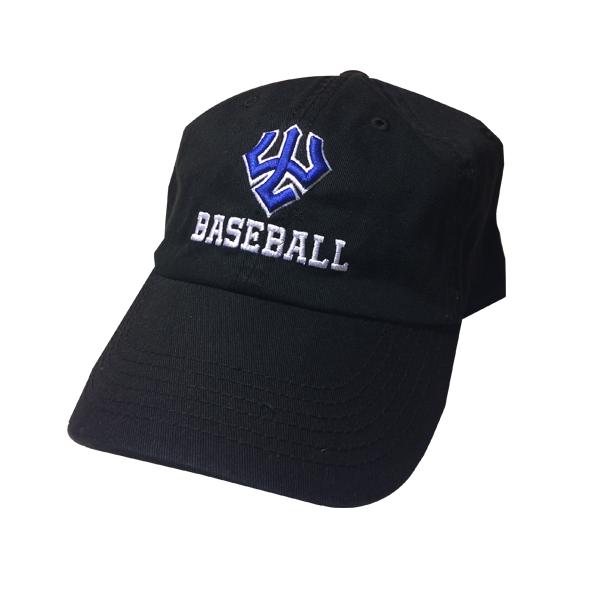Baseball Hat, Black