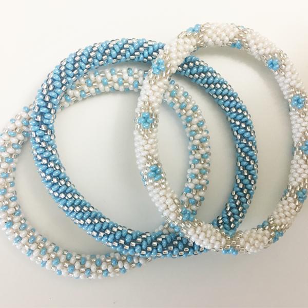 Aid Through Trade Alpha Delta Pi Bracelet