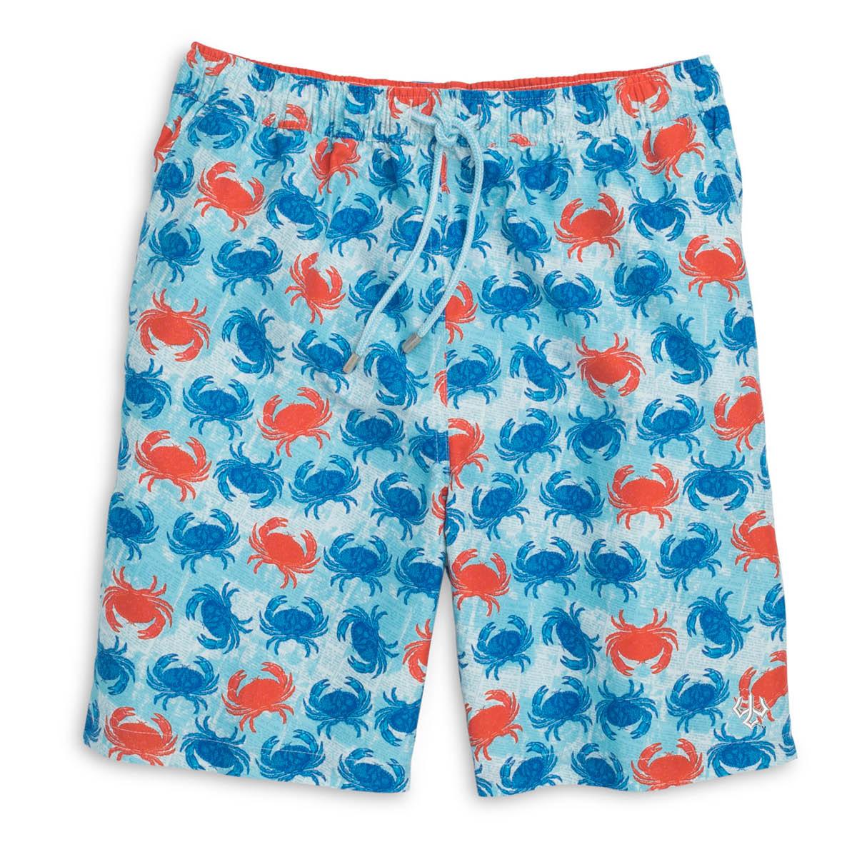 Peter Millar Crab Shack Swim Shorts
