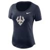 Nike Dry Slub Scoop Neck Performance T-shirt thumbnail