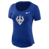Nike Dry Slub Scoop Neck Performance T-shirt thumbnail