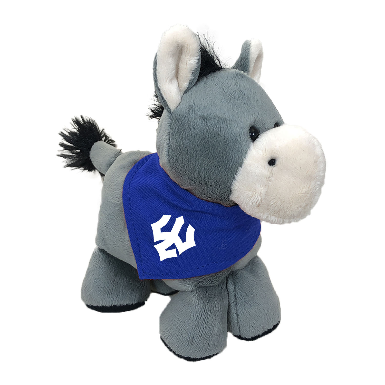 Donkey Short Stack Plush