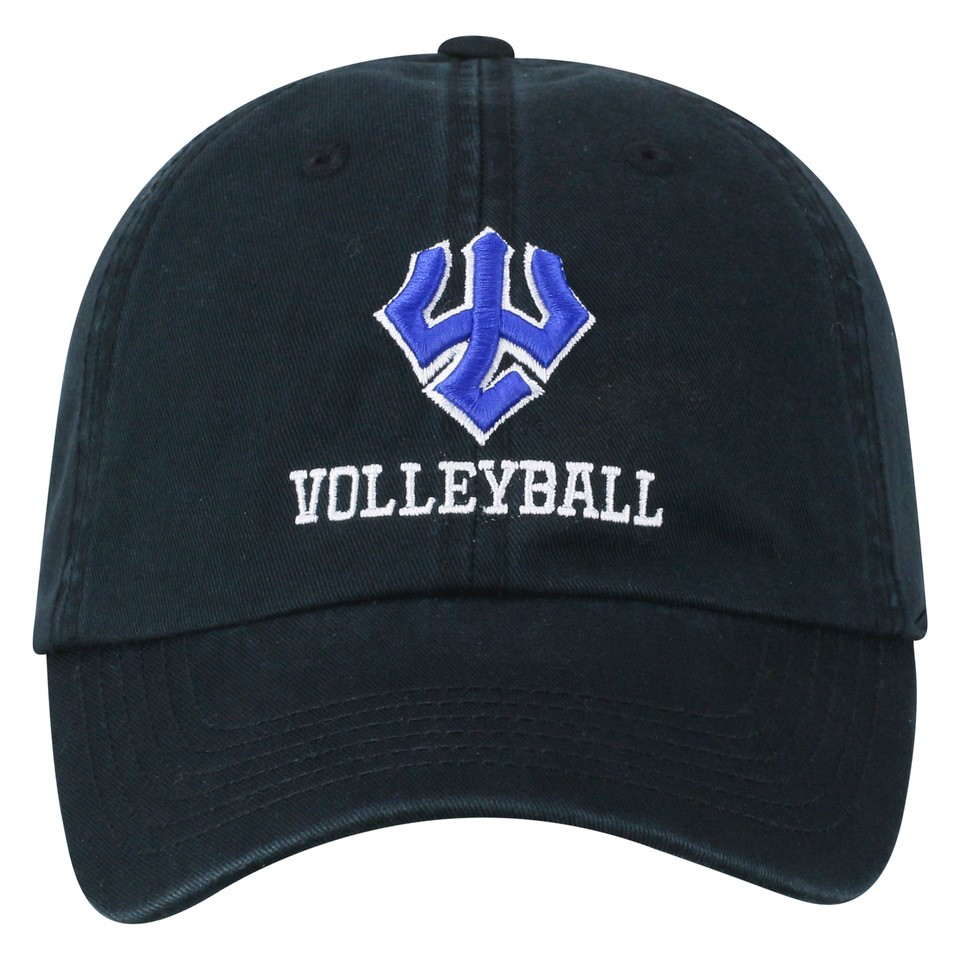 Volleyball Hat, Black