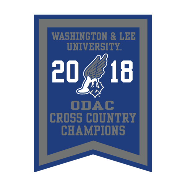 2018 ODAC Cross Country Banner