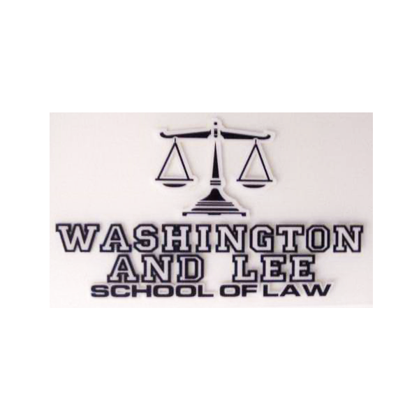 Cover Image For Law Scales Decal