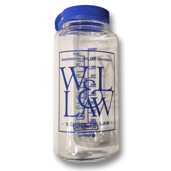 Image For Nalgene Law Logo 32 oz