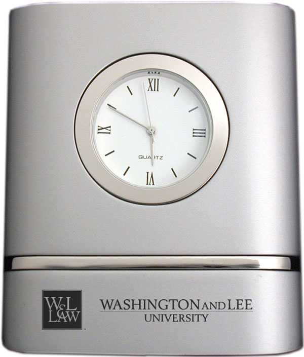 Cover Image For Law Desk Clock