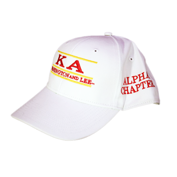 Cover Image For Kappa Alpha Hat