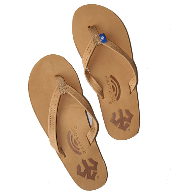 Image For Women's Rainbow Sandals with Trident