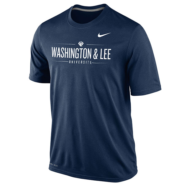 Image For Nike Legend DriFit Tee, Navy