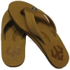Cover Image for Men's Custom Rainbow Sandals with Trident