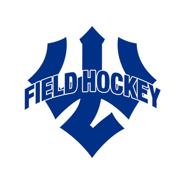Image For Field Hockey Decal