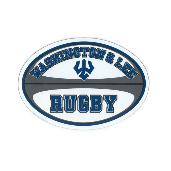 Image For Rugby Oval Magnet