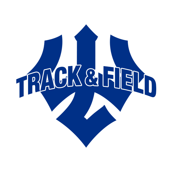 Image For Track & Field Decal