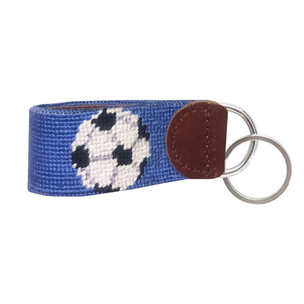 Image For Smathers & Branson Soccer Key Fob