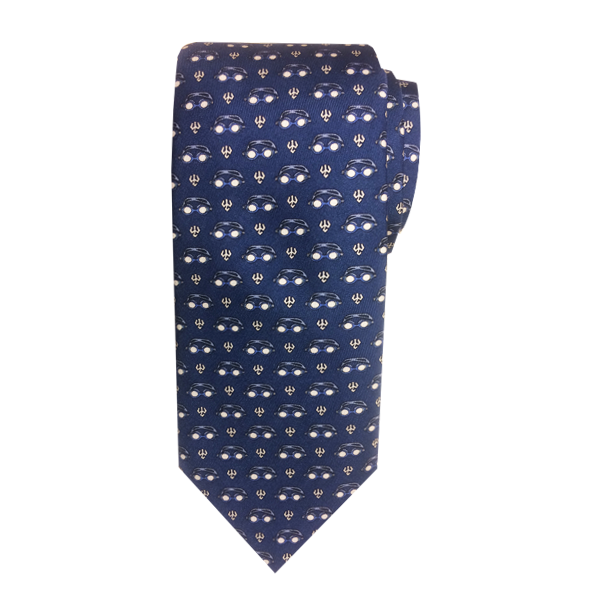 Image For Vineyard Vines Swimming Tie, Navy