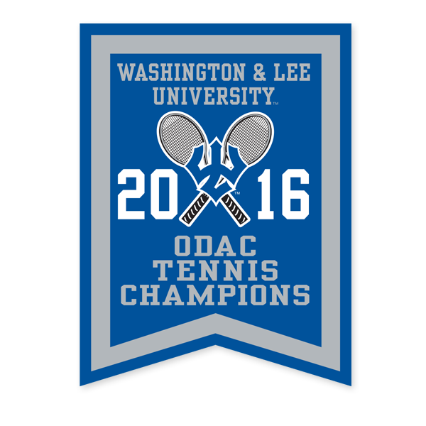 Image For 2016 ODAC Tennis Banner