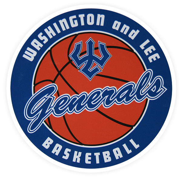 Image For Generals Basketball Magnet