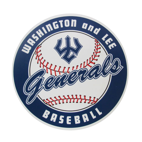Image For Generals Baseball Magnet