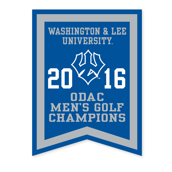 Image For 2016 ODAC Golf Banner