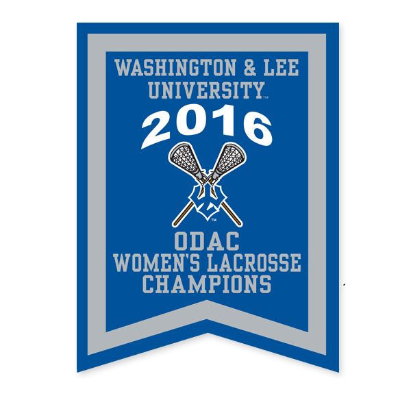 Image For 2016 ODAC Women's Lacrosse Banner