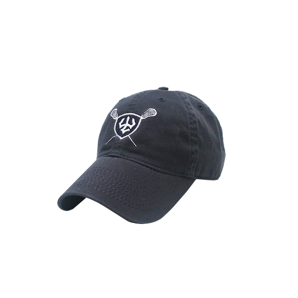 Image For Legacy Lacrosse Sticks Hat, Navy or White