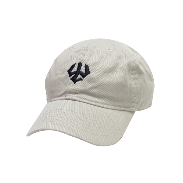 Image For Youth Trident Hat, Stone
