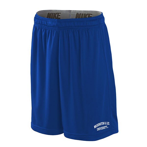 Image For Nike Youth Fly Mesh Shorts, Royal