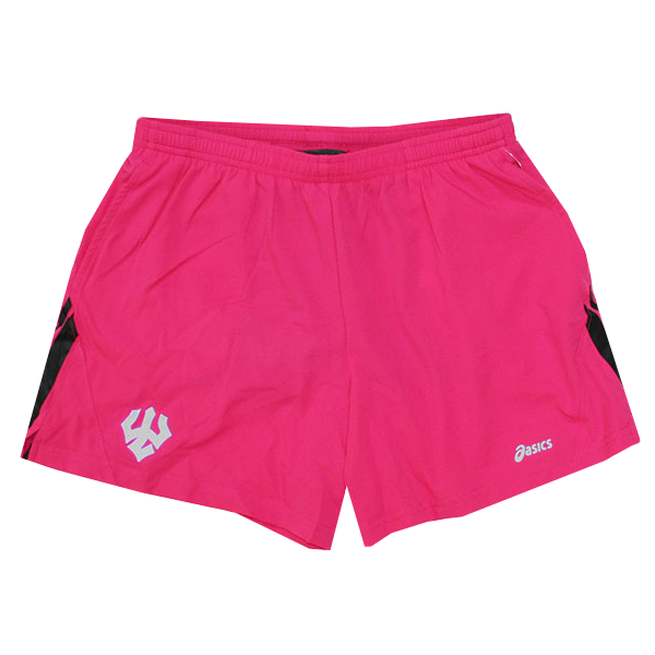 Image For Asics Women's 2-in-1 Shorts, Magenta