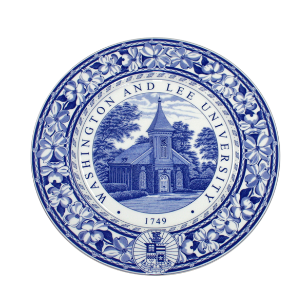 Image For Old English Staffordshire Ware Lee Chapel Plate
