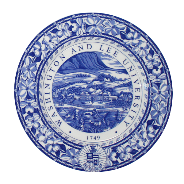 Image For Old English Staffordshire Ware Balloon View Plate