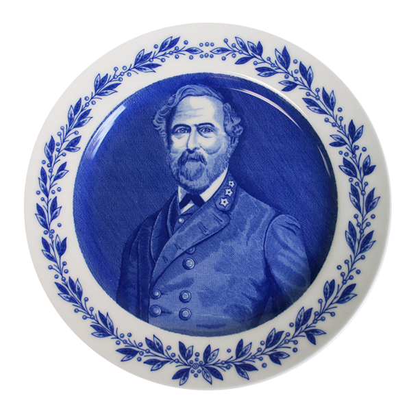 Image For Old English Staffordshire Plate Lee