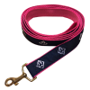Cover Image for Leather Man Dog Collar, Pink