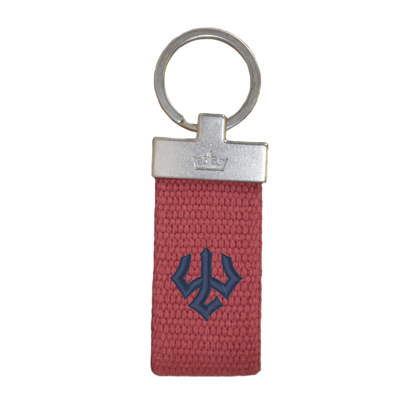 Image For Peter Millar Key Fob, Red or Royal