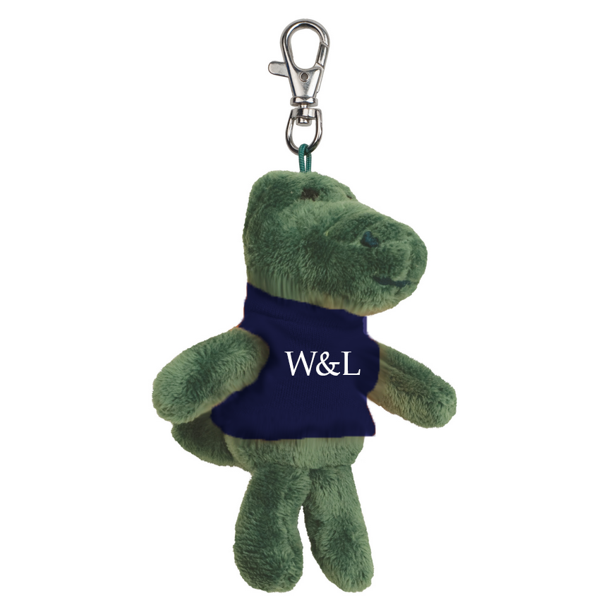 Image For Gator Plush Keychain