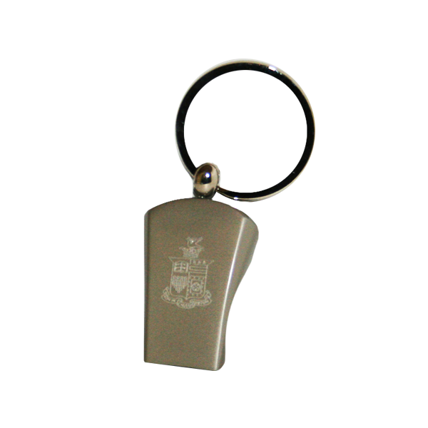 Image For Whistle Crest Key Ring