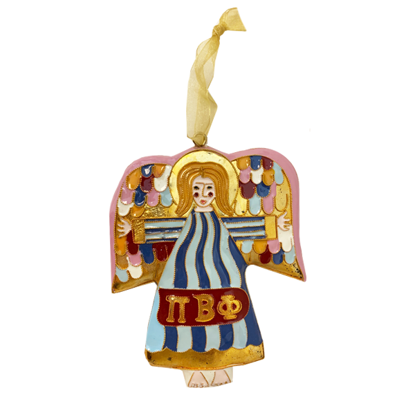 Image For Kitty Keller Pi Beta Phi Angel Ornament