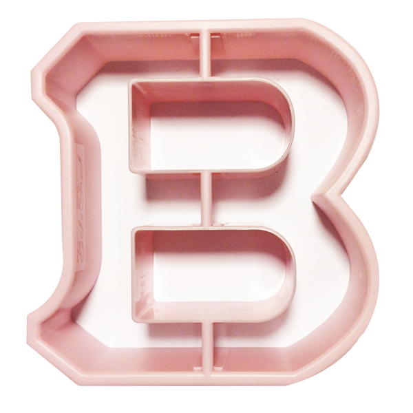 Image For Beta Letter Cookie Cutter