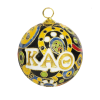 Cover Image for Kitty Keller Kappa Alpha Theta House Ornament