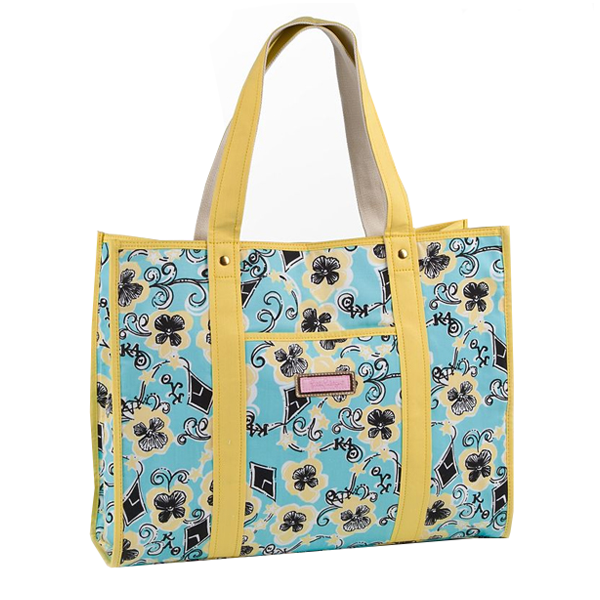 Image For Lilly Pulitzer Kappa Alpha Theta Tote
