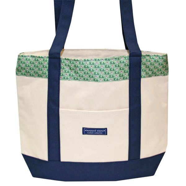 Cover Image For Vineyard Vines Kappa Delta Tote