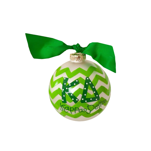 Image For Kappa Delta Ball Ornament