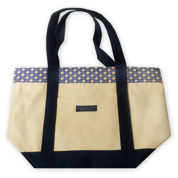 Image For Vineyard Vines Alpha Delta Pi Tote