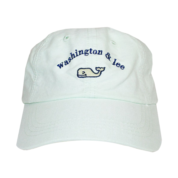 Image For Vineyard Vines Washed Oxford Hat, Mojito