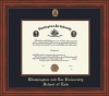 Cover Image for W&L Law Prestige Diploma Frame, Conservation Glass