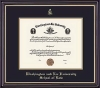 Cover Image for W&L Law Sienna Diploma Frame, Conservation Glass